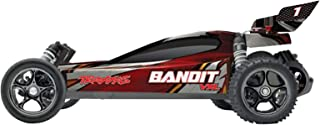 Traxxas Bandit VXL Car, Red