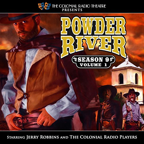 Powder River: Season 9, Vol. 1 audiobook cover art