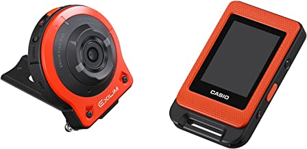 Casio EX-FR10 EXILIM 14.1 MP Life Style Digital Separable Action Camera