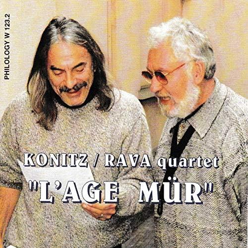 Konitz/Rava Quartet