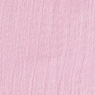 Ben Textiles Island Breeze Gauze Pink Fabric By The Yard