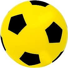 20 cm E-Deals Ballons en mousse souple pour football en int/érieur et en ext/érieur pour adultes et enfants 2 rouges. ED20CMSSF-PK2R