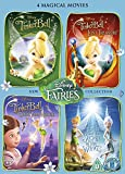 Tinker Bell 4 Movie Box (Tinker Bell Movie/Lost Tr [DVD] [Import]