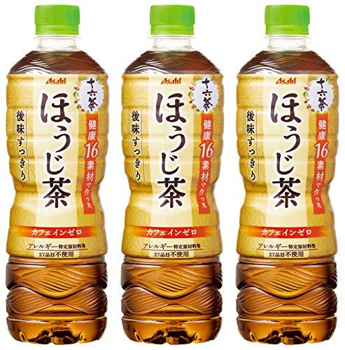 アサヒ飲料 十六茶 ほうじ茶 630ml