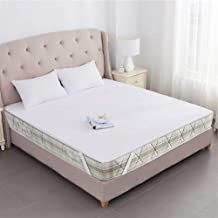 Masterbed WaterProof Protector (Fully Impermeable, Terry Cloth + PVC)- 120X200 Cm