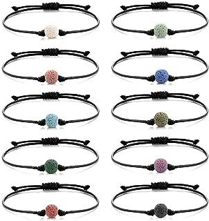 Friendship Wish Bracelets Handmade Adjustable String Bracelet Birthday Party Gift for Women Girls