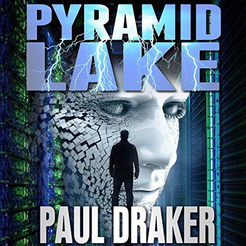Pyramid Lake audiobook cover art