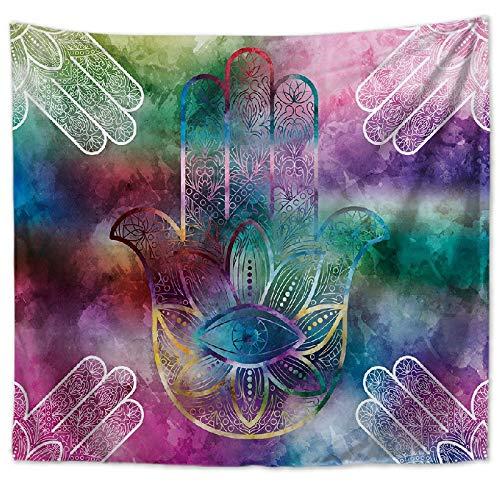 xkjymx Art Palm Figura tapicería Toalla de Playa Manta GT1090-1 75 * 90