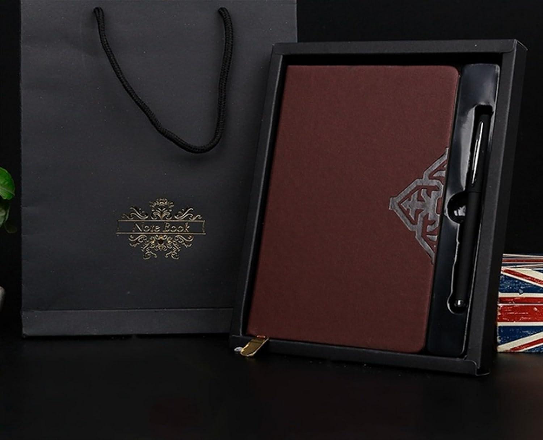 Neues Neues Neues Semester Retro Notizbuch Set Stift mit Notebook Geschenkset (Kaffee) B07MQR67KT   Good Design    Neue Sorten werden eingeführt    New Style  d0a870