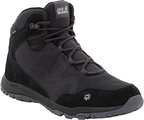 Jack Wolfskin Activate XT Texapore Mid M Wasserdicht, Chaussures de Randonnée Hautes Homme