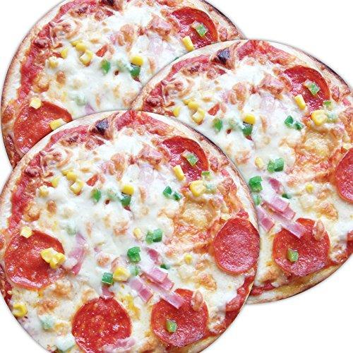 ローマ風ボリュームミックスピザ 3枚セット 《*冷凍便》【まとめ買い割引・プライム】 まとめ買い対象商品 人気