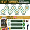 Wellution Hemp Gummies 985,000 High Potency - Fruity Gummy B... #2