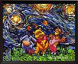 Uhomate Winnie Puuh Winnie Pooh inspirierte Vincent Van