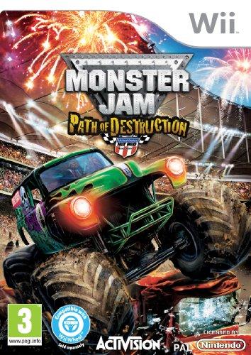 Monster Jam: Path of Destruction (Wii) [Importación inglesa]