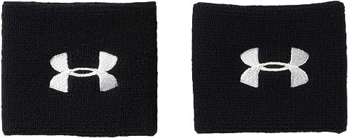 Under Armour UA Performance Wristband, Bracelet anti-transpiration Unisexe