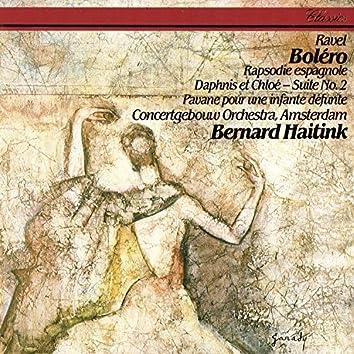 Ravel: Boléro; Rapsodie espagnole; Daphnis et Chloé Suite No. 2; Pavane pour une infante défunte