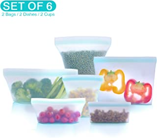 Best small silicone containers Reviews
