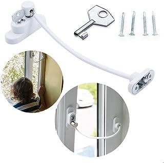 Rubik Window Sliding Lock, Window Restrictor Door Security Window Guard Sliding Door Locks For Baby Safety | Kids Safety S...