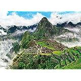 500ピース ジグソーパズル めざせ! パズルの達人 世界の絶景 天空都市マチュピチュ-ペルー(38x53cm)