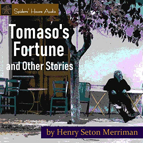 『Tomaso's Fortune and Other Stories』のカバーアート