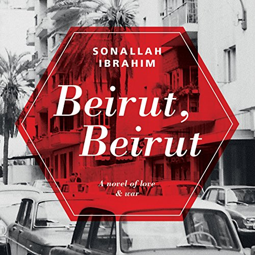 Beirut, Beirut audiobook cover art