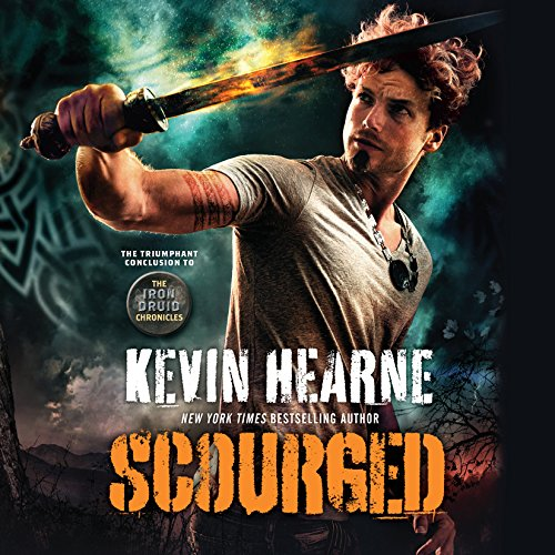 Scourged                   By:                                                                                                                                 Kevin Hearne                               Narrated by:                                                                                                                                 Luke Daniels                      Length: 8 hrs and 58 mins     7,237 ratings     Overall 4.5