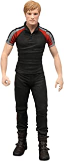 NECA The Hunger Games Movie Peeta in Training Day Outfit 7 inch Action Figures