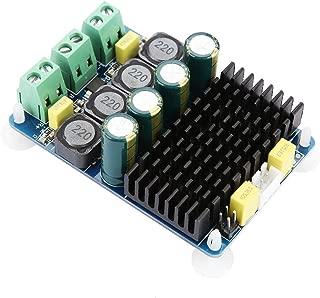 Placa de amplificador de audio de doble canal 2x100W TDA7498 8-32VDC Placa de amplificador de potencia estéreo digital HF20