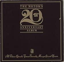 VARIOUS ARTISTS / THE MOTOWN 20TH ANNIVERSARY ALBUM