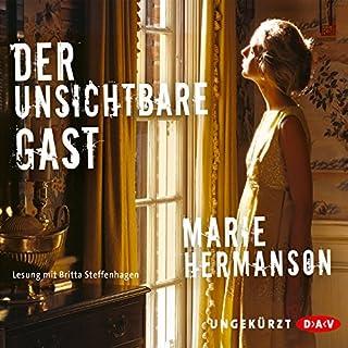 Der unsichtbare Gast                   Autor:                                                                                                                                 Marie Hermanson                               Sprecher:                                                                                                                                 Britta Steffenhagen                      Spieldauer: 6 Std. und 30 Min.     38 Bewertungen     Gesamt 4,2