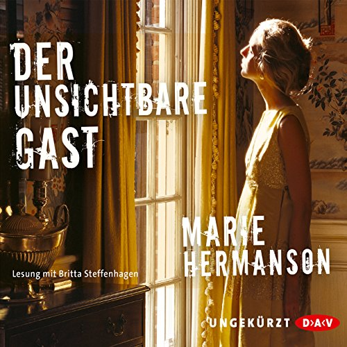 Der unsichtbare Gast                   By:                                                                                                                                 Marie Hermanson                               Narrated by:                                                                                                                                 Britta Steffenhagen                      Length: 6 hrs and 30 mins     Not rated yet     Overall 0.0