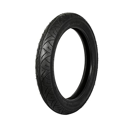 Pirelli Sport Demon 100/80-17 M/C 52H Tubeless Bike Tyre, Front (Home Delivery)