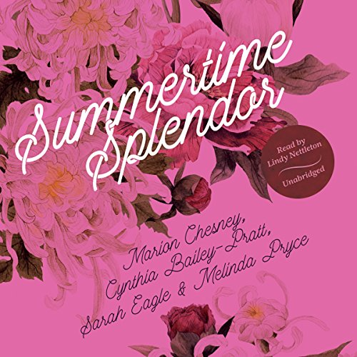 Summertime Splendor audiobook cover art