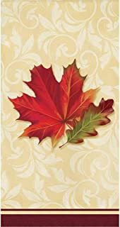 Thanksgiving Napkins Paper Guest Towels Fall Decorating Ideas Rustic Home Decor Fall Leaves Pk 32