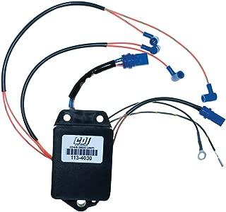 Johnson Evinrude Power Pack CD 4/8 115 Hp 1997 Model TurboJet 4 Cyl WSM 113-4030 CD 4/8 5800 L OEM# 583777, 584029, 584030