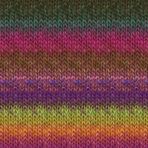 Noro Silk Garden Lite 50 g 125 m 45 %Seide, 45 % Mohair, 10 %Wolle 2109