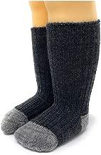 Warrior Alpaca Socks - Baby & Toddler Socks made from natural Baby Alpaca Wool, Dye-Free, Temperature Regulating