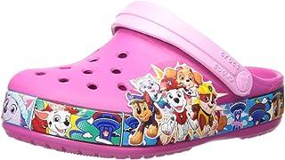 Crocs 卡駱馳兒童男孩和女孩狗狗巡邏隊角色洞洞鞋