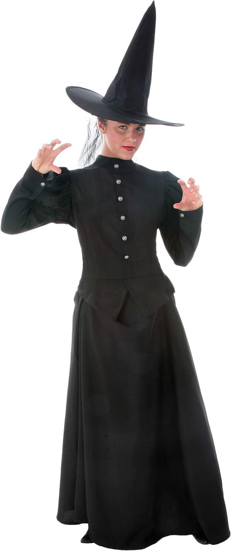 Fun Costumes Damen Deluxe Wicked Hexenkostüm