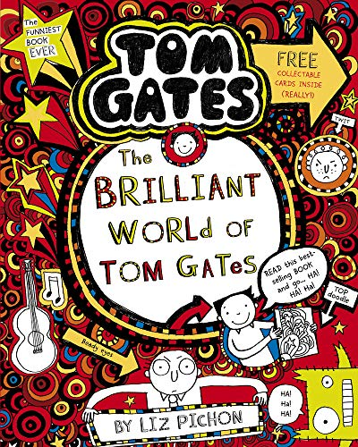 The Brilliant World of Tom Gates: 1