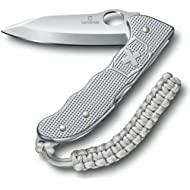 Victorinox VIC-0.9415.M26 Hunter Pro Alox with Clip and Paracord 130mm