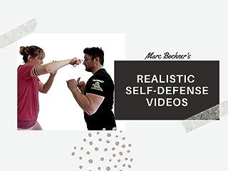 Realistic Self-Defense With Sensei Marc Bochner
