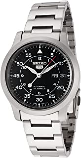 Men's SNK809K Automatic Stainless Steel Watch