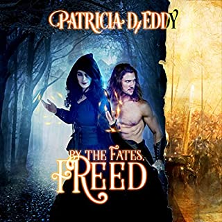 By the Fates, Freed audiobook cover art