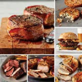 Treasures of the Grill from Omaha Steaks (Bacon-Wrapped Filet Mignons, Top Sirloins, Boneless Pork Chops, Boneless Chicken Breasts, Omaha Steaks Burgers, Steakhouse Hash Browns, and more)