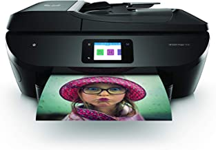 HP Envy Photo 7830 – Impresora multifunción inalámbrica (tinta, Wi-Fi, copiar, escanear, alimentador automático de documentos, 1200 x 1200 ppp), color negro