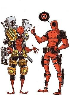 Best spiderman deadpool 24 Reviews