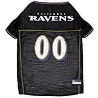 NFL BALTIMORE RAVENS DOG Jersey, Small
