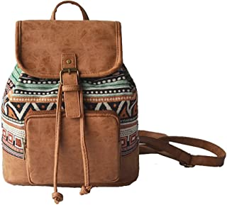 Fashion Small Purse Backpack Lightweight for Women and Teen Girls Colorful