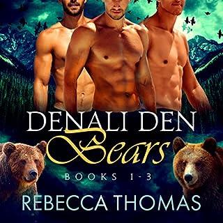 Denali Den Bears Boxed Set: Books 1, 2, and 3 audiobook cover art